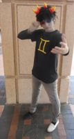 Sollux Cosplay by blairxblitz
