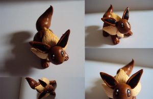 Eevee by chow-marco