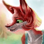 Mother Fox by eissaY