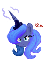 like any other luna pic by Asikku