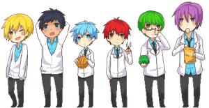 Kiseki No Sedai by chocomin