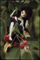 The cherry gatherer by yenna-photo