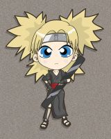 Chibi Temari Fan Art by Octoyaki