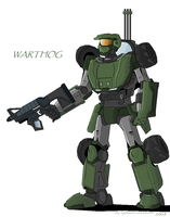 Warthog, the AutoBot... by 2phast
