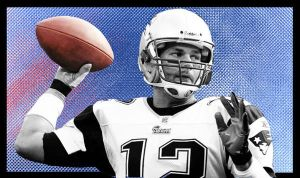 Tom Brady by davido83