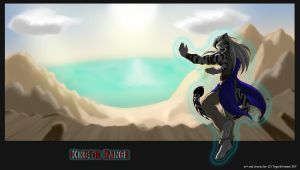 -Kinetic Dance- by tygorgrinnem