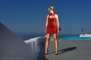 Red Latex in Greece by RichardKnightly