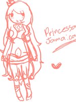 Princess Jamaica by Ask-Ambrose