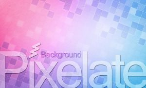 Pixelate Background 2 by martinemes