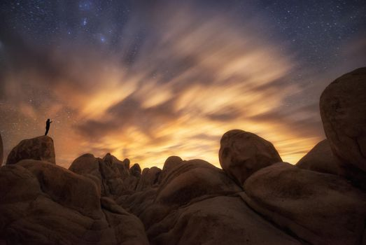 Joshua Park, stopping the time by alierturk
