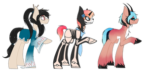 UNSOLD ADOPTS (CLOSED) by DejectedDetective