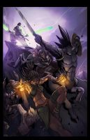 Charismagic: The Death Princess 2 by E-Mann