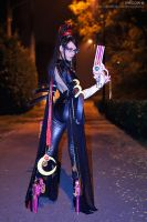 Bayonetta- Let's dance by Daelyth