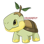 Turtwig by neihru