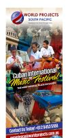 Cuban International Music Festival by sercor