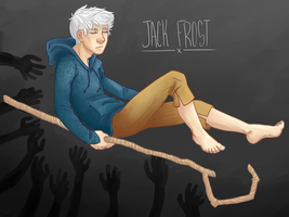 Jack Frost by 1000th