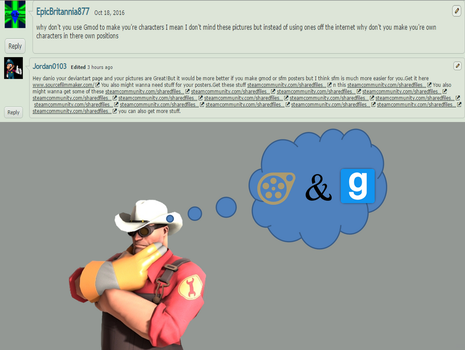 i'm thinking to get Gmod and SFM by DANIOTHEMAN