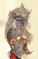 Linx Girl by Mago2007