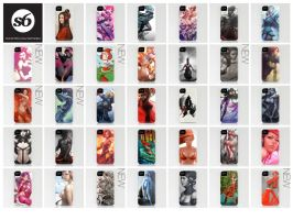 Artgerm's iPhone Cases by Artgerm
