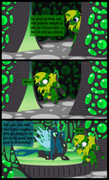 Chrysalis Birthday Dominant Part 2 by EvilFrenzy