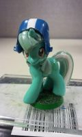 04: Lyra, Front by PONYPAINTTHEPONY