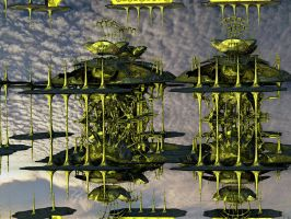 Before Adam, up in the Sky ( 2 ) by PhotoComix2