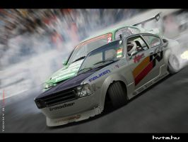 Opel Kadett C - JDM Killer by 70mmy-g