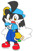 Testing out pressure sensitivity with Klonoa by AlphaRed9X