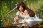 League of Legends - Nidalee: On the prowl. by DidsRainfall