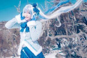 Snow Miku by pireze