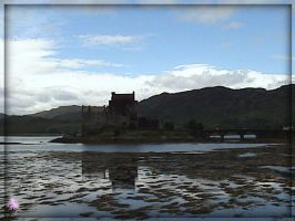 Eilean Donan Castle. by scottish