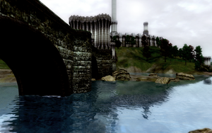 Oblivion - Imperial City by Scorched3arth