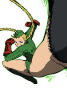 Cammy Commission by Master-COG