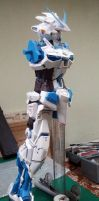 (WIP)Astray Blue Frame second papercraft ver.ETTE by PatilMITH