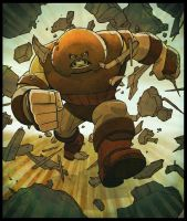 JUGGERNAUT by jimmymcwicked