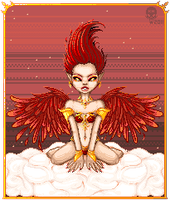 CE: Phoenix by 00QuothTheRaven00