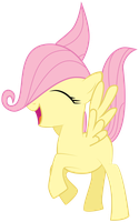 Fluttershy Filly pt 1 by Omniferious