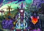 Towers of Etheria by BOREZET