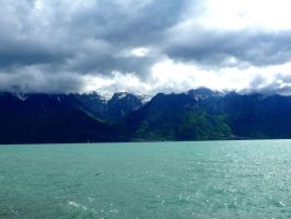 Lac Leman by TotallyMad