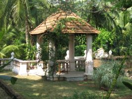 gazebo by DivsM-stock