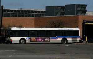 CTA Bus 1801 in 1600 ISO by JamesT4