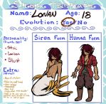 Lonan Template by Linkerbell