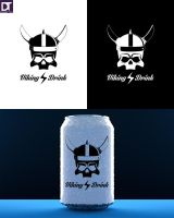 Logo Viking Drink by artdigitalazax