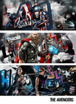 The Avengers by VaL-DeViAnT