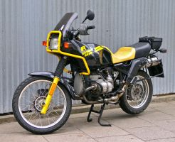 Bmw R80GS by cmdpirxII