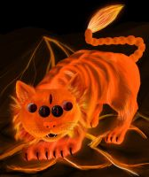 5th Dimension Cat 2 by phoenixfyre6967