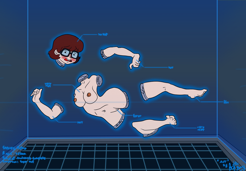 Velma Analyzed (Nood) by BotiTheBunny