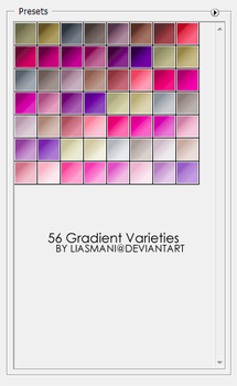 56 Gradient Varieties by Liasmani