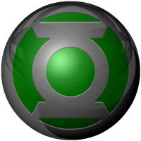 Green Lantern Sphere by KalEl7