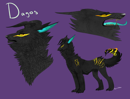 Kreptis Reference: Dagos (REVAMPED) by TigresToku